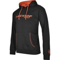 Dunlop AC Essential Hoodie Sweter - Unisex - Zwart / Oranje. Czarne swetry klasyczne męskie marki Reserved, m, z kapturem. Za 138,11 zł.