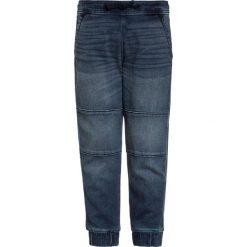Abercrombie & Fitch JOGGERS Jeansy Relaxed Fit blue. Niebieskie jeansy chłopięce marki Abercrombie & Fitch. Za 239,00 zł.