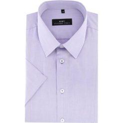 Koszula ARTURO 16-04-05-K. Niebieskie koszule męskie marki bonprix, m, z nadrukiem, z klasycznym kołnierzykiem, z długim rękawem. Za 169,00 zł.