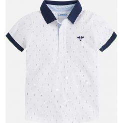 Mayoral - T-shirt dziecięcy 92-134 cm. Szare t-shirty męskie Mayoral, z bawełny. Za 94,90 zł.
