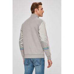 Puma - Bluza. Szare bluzy męskie rozpinane Puma, l, z bawełny, bez kaptura. W wyprzedaży za 359,90 zł.