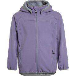 Mikkline GIRL JACKET Kurtka przejściowa day break purple. Fioletowe kurtki chłopięce przejściowe marki Jack Wolfskin, z hardshellu. Za 269,00 zł.