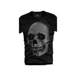 T-shirt UNDERWORLD Organic Cotton Czacha. Szare t-shirty męskie z nadrukiem marki Underworld, m, z bawełny. Za 69,99 zł.