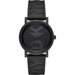 Dkny - Zegarek NY2783. Czarne zegarki damskie DKNY, szklane. Za 569,90 zł.