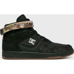 DC - Buty Pensford. Czarne buty skate męskie marki Asics, do piłki nożnej. Za 399,90 zł.