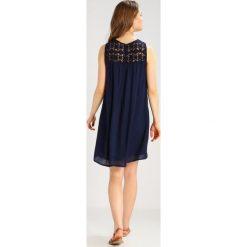 Sukienki hiszpanki: Gaudi Sukienka letnia dark sapphire
