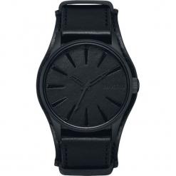 Nixon Metallica - Black Album Zegarek na rękę czarny. Czarne zegarki męskie Nixon, szklane. Za 1059,90 zł.