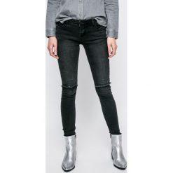 Sublevel - Jeansy. Szare jeansy damskie marki Sublevel, z bawełny. W wyprzedaży za 89,90 zł.