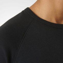 BLUZA ADIDAS ORIGINALS TREFOIL CREW AY7791. Szare bluzy męskie marki Nike, m. Za 159,00 zł.
