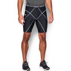 Under Armour Spodenki męskie HG Core Short czarne r. 3XL (1271461-001). Białe spodenki sportowe męskie marki Adidas, l, z jersey, do piłki nożnej. Za 115,00 zł.