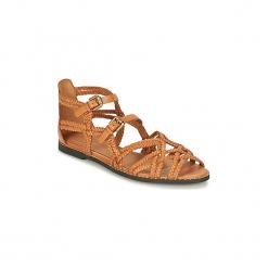 Sandały See by Chloé  SB32090A. Brązowe sandały damskie See by Chloé. Za 1299,00 zł.