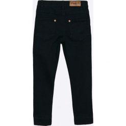 Blukids - Jeansy dziecięce 98-128 cm. Niebieskie jeansy dziewczęce Blukids, z bawełny. W wyprzedaży za 39,90 zł.