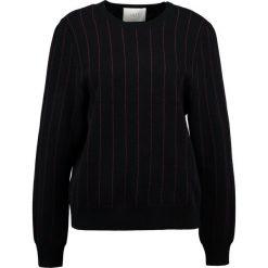 Swetry klasyczne damskie: JUST FEMALE ABILD Sweter deep grape