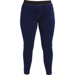 Rurki damskie: Second Script Curve JADE  Jeans Skinny Fit indigo