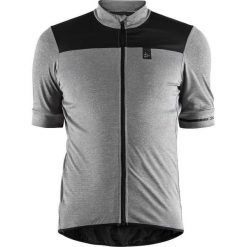 Craft Koszulka rowerowa Point Jersey szara r. M (1906098 - 975999). Białe odzież rowerowa męska marki Craft, m. Za 242,64 zł.