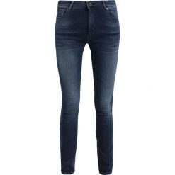 Mos Mosh JADE COSY  Jeans Skinny Fit dark blue denim. Niebieskie boyfriendy damskie Mos Mosh. Za 429,00 zł.