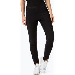 Odzież damska: Marc Cain Sports - Damskie spodnie sportowe, czarny