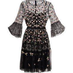 Sukienki hiszpanki: Needle & Thread CLIMBING BLOSSOM DRESS Sukienka koktajlowa black