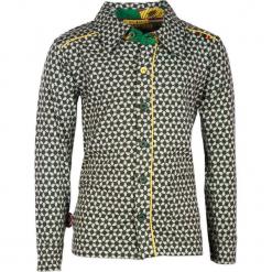 """Koszula """"What Is Life"""" w kolorze zielonym. Zielone koszule chłopięce marki 4FunkyFlavours Kids, z klasycznym kołnierzykiem. W wyprzedaży za 102,95 zł."""