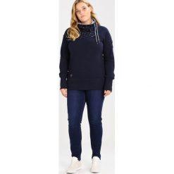 Bluzy rozpinane damskie: Ragwear Plus VENUS Bluza navy