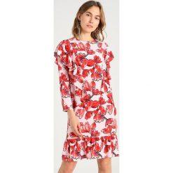 Sukienki hiszpanki: YAS YASAZALEA DRESS Sukienka letnia orange/azalea