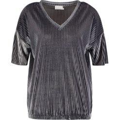 T-shirty damskie: Kaffe VESPER  Tshirt z nadrukiem silver grey