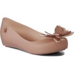 Baleriny damskie lakierowane: Baleriny MELISSA – Mel Ultragirl Fly Inf 31978  Light Pink 01822