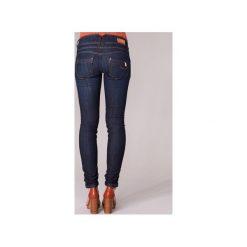 Jeansy slim fit Freeman T.Porter  COREENA STRETCH. Niebieskie jeansy damskie relaxed fit marki Freeman T. Porter. Za 399,00 zł.