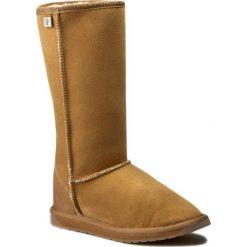 Buty EMU AUSTRALIA - Platinum Stinger Hi WP10001 Chestnut. Czarne buty zimowe damskie marki Kazar, ze skóry, na wysokim obcasie. W wyprzedaży za 569,00 zł.
