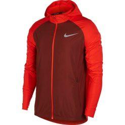 Kurtka do biegania męska NIKE ESSENTIAL HOODED JACKET / 856892-634. Czerwone kurtki do biegania męskie Nike, m, z materiału. Za 279,00 zł.