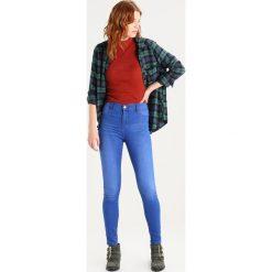 Dorothy Perkins FRANKIE Jeans Skinny Fit bright blue. Niebieskie rurki damskie Dorothy Perkins. Za 129,00 zł.