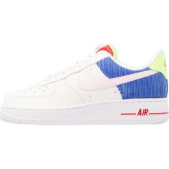 Trampki damskie slip on: Nike Sportswear AIR FORCE 1 Tenisówki i Trampki sail/arctic pink/racer blue