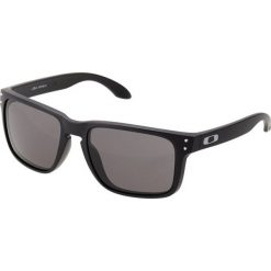 Oakley HOLBROOK XL Okulary przeciwsłoneczne warm grey. Szare okulary przeciwsłoneczne damskie lenonki marki Oakley. Za 509,00 zł.