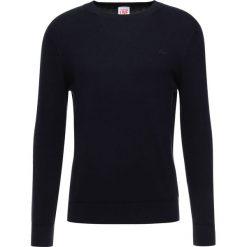 Lacoste LIVE AH911900 Sweter navy blue/black. Niebieskie swetry klasyczne męskie Lacoste LIVE, m, z bawełny. Za 419,00 zł.