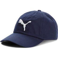Czapka z daszkiem PUMA - Ess Cap 052919 Peacoat 03. Niebieskie czapki z daszkiem męskie Puma, z bawełny. Za 59,00 zł.