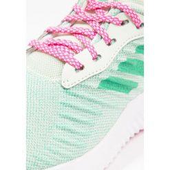 Adidas Performance ALPHABOUNCE RC Obuwie do biegania treningowe aero green/hires green/shock pink. Brązowe buty sportowe dziewczęce marki adidas Performance, z gumy. Za 269,00 zł.