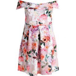 Sukienki hiszpanki: Dorothy Perkins Curve FLORAL  Sukienka z dżerseju multi bright
