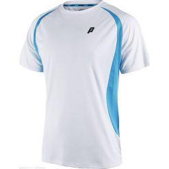 Koszulki sportowe męskie: PRINCE Koszulka Męska Crew M Wh/Enblu r. XL (3M100179)