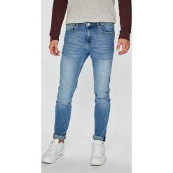 Review - Jeansy Jeremy. Niebieskie jeansy męskie skinny Review. Za 179,90 zł.