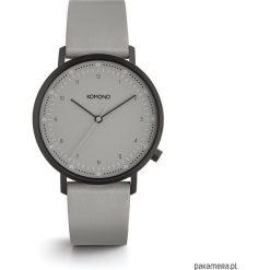 Zegarek Komono Lewis Cool Grey. Szare zegarki męskie Pakamera. Za 620,00 zł.