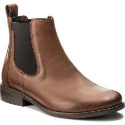 Sztyblety LASOCKI - 135906-06 Brązowy. Brązowe buty zimowe damskie Lasocki, z materiału, na obcasie. Za 249,99 zł.