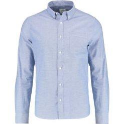 Koszule męskie na spinki: Burton Menswear London OXFORD Koszula blue