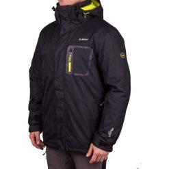 Hi-tec  Kurtka męska Bicco Black/Yellow Green r. M. Czarne kurtki męskie Hi-tec, m, narciarskie. Za 361,18 zł.