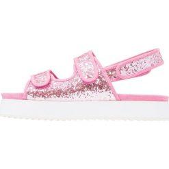 Rzymianki damskie: Shellys London DAMARA Sandały na platformie pink glitter