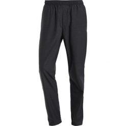 Chinosy męskie: Suit SAXO Spodnie materiałowe black melange