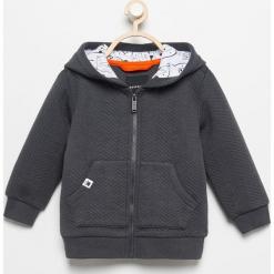 Bluza z kapturem - Szary. Szare bluzy niemowlęce Reserved, z kapturem. Za 49,99 zł.