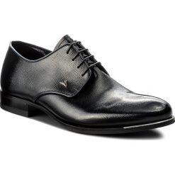 Półbuty FABI - FU6987A Indios Sun N/Spazz Blu. Czarne buty wizytowe męskie marki Kazar, ze skóry, z otwartym noskiem. W wyprzedaży za 919,00 zł.