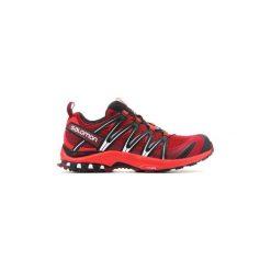 Buty do biegania Salomon  XA Pro 3D 398504. Czerwone buty do biegania męskie marki Salomon. Za 408,10 zł.