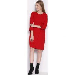 Czerwona Sukienka Another Star. Czerwone sukienki hiszpanki Born2be, l, retro, midi, oversize. Za 79,99 zł.