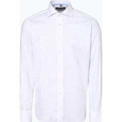 Finshley & Harding - Koszula męska, czarny. Czarne koszule męskie na spinki marki Finshley & Harding, w kratkę. Za 149,95 zł.
